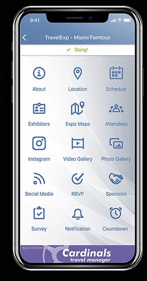 Beggest Event App